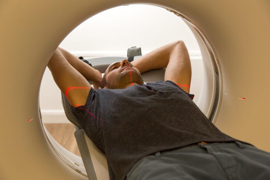 Radiology CT Exam