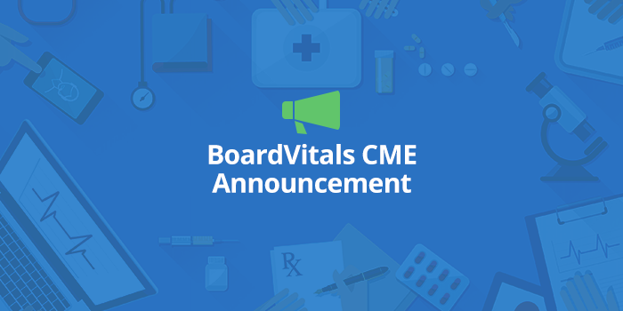 BoardVitals Announces New Online CME