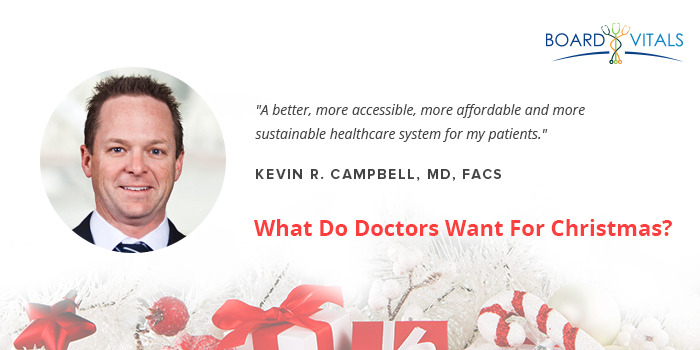 What Doctors Want For Christmas