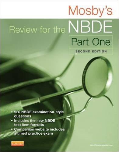 Mosby's NBDE Part 1