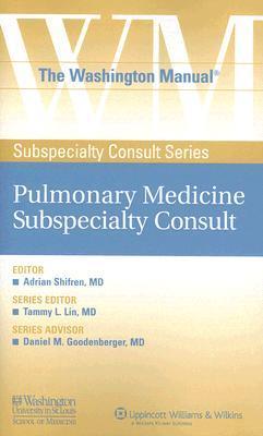 Pulmonary Medicine Subspecialty Consult