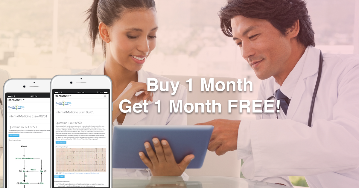 August BOGO Sale: Buy One Month, Get One Free