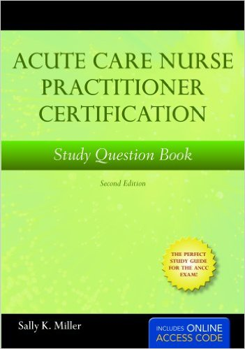 academy adult gerontology acute care nurse practitioner practice test