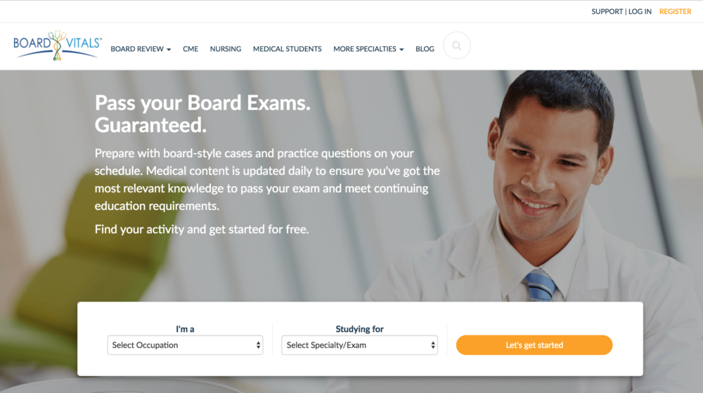 BoardVitals New Website Makes It Easier to Find What You're Looking For