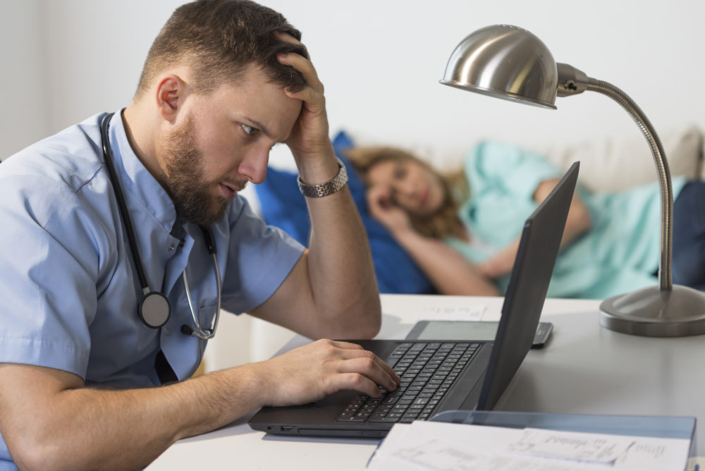 Is Physician Burnout Really A Problem?
