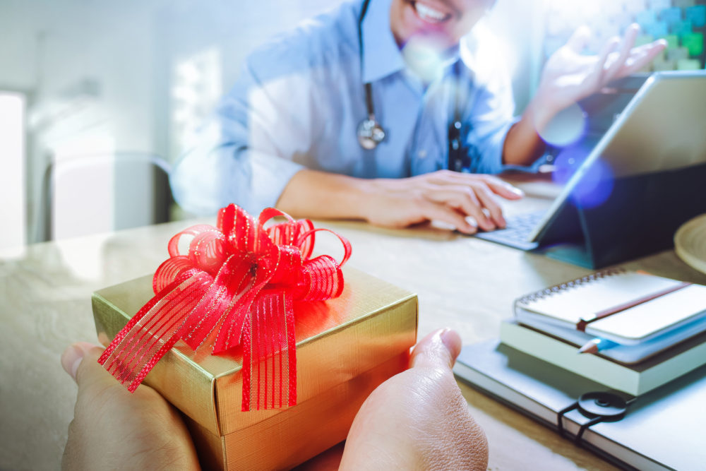 To Receive or Not to Receive, That is the Question with Patient Gifts
