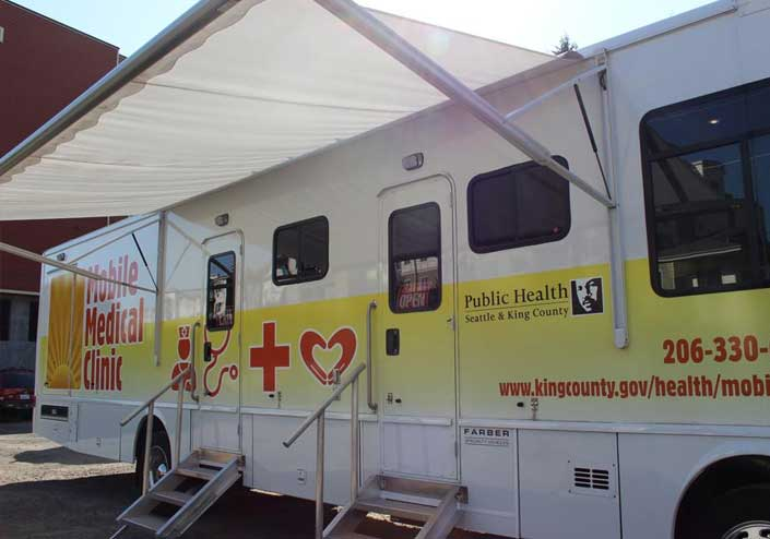 Mobile Health Units: Delivering Care Where It's Needed Most