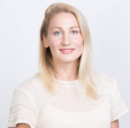 Cornelia Hanes, Executive Assistant