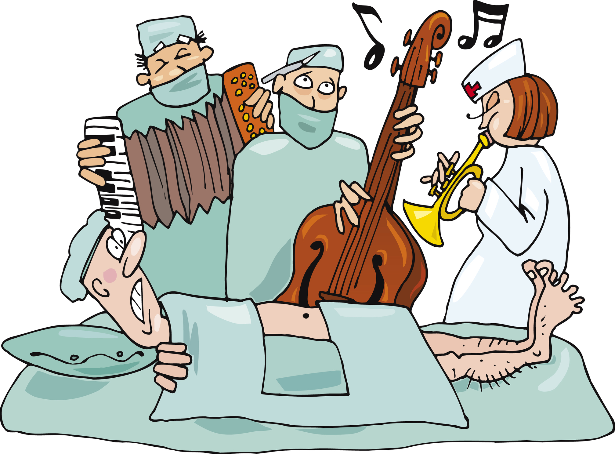 Twerking in the Operating Room – What's On Your Playlist?