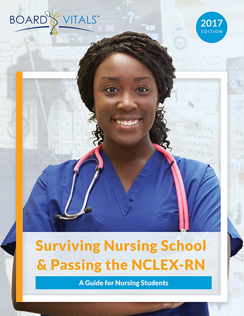 Surviving Nursing School & Passing the NCLEX-RN eBook cover