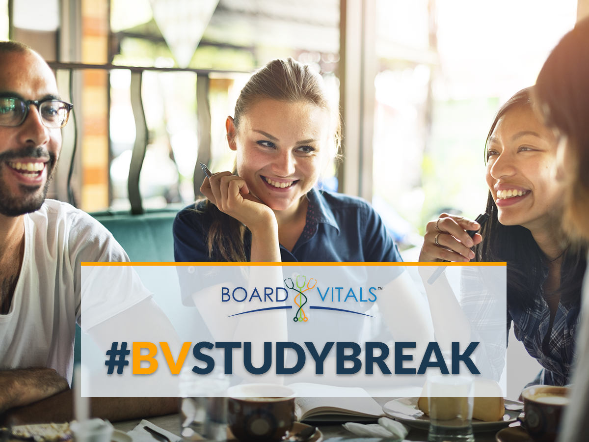 #BVStudyBreak Sweepstakes: Show us how you take a Study Break!
