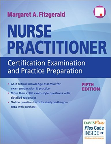 Fitzgeralds Nurse Practitioner Certification Exam And Practice Preparation