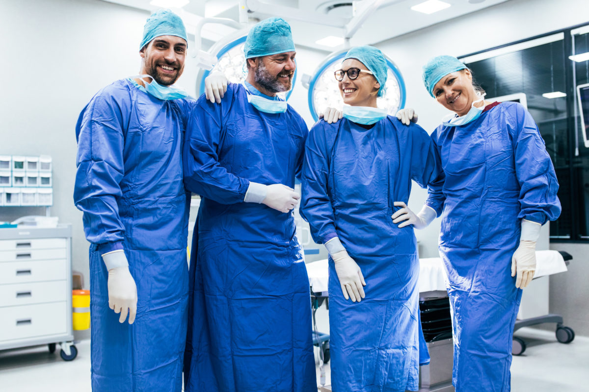 How I Became a Surgical Technologist