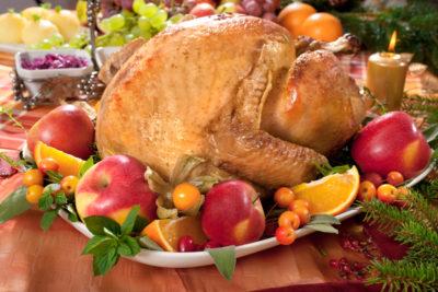 thanksgiving foods roast turkey