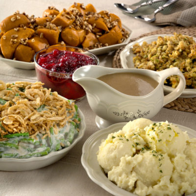 thanksgiving foods side dishes