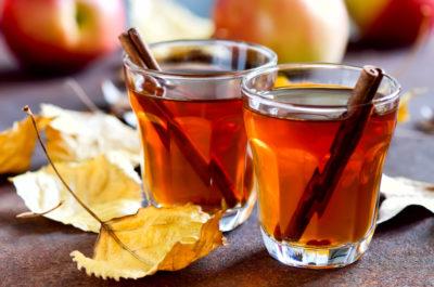 thanksgiving foods apple cider