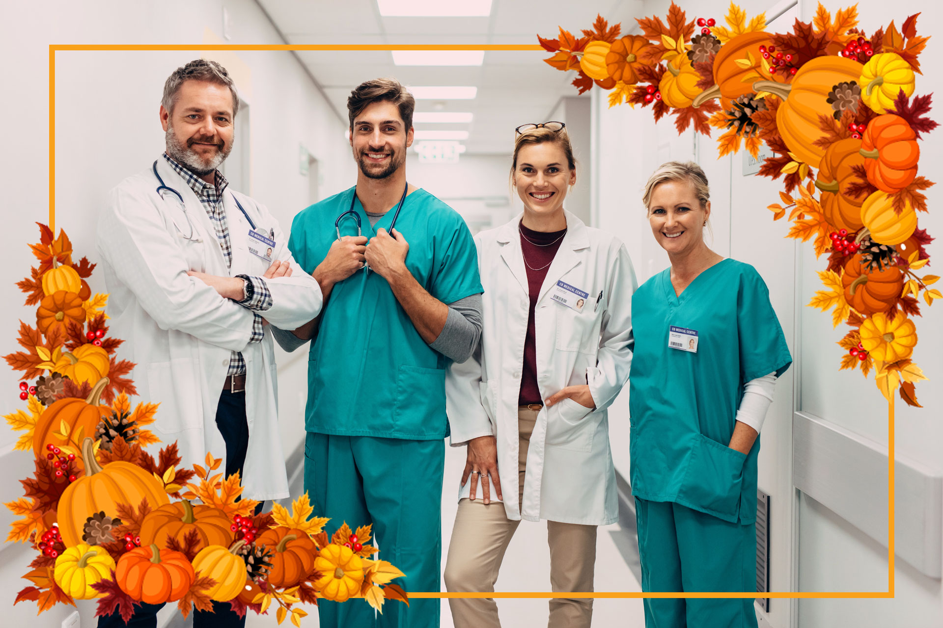Working on Thanksgiving: What it's like for Doctors and Healthcare professionals