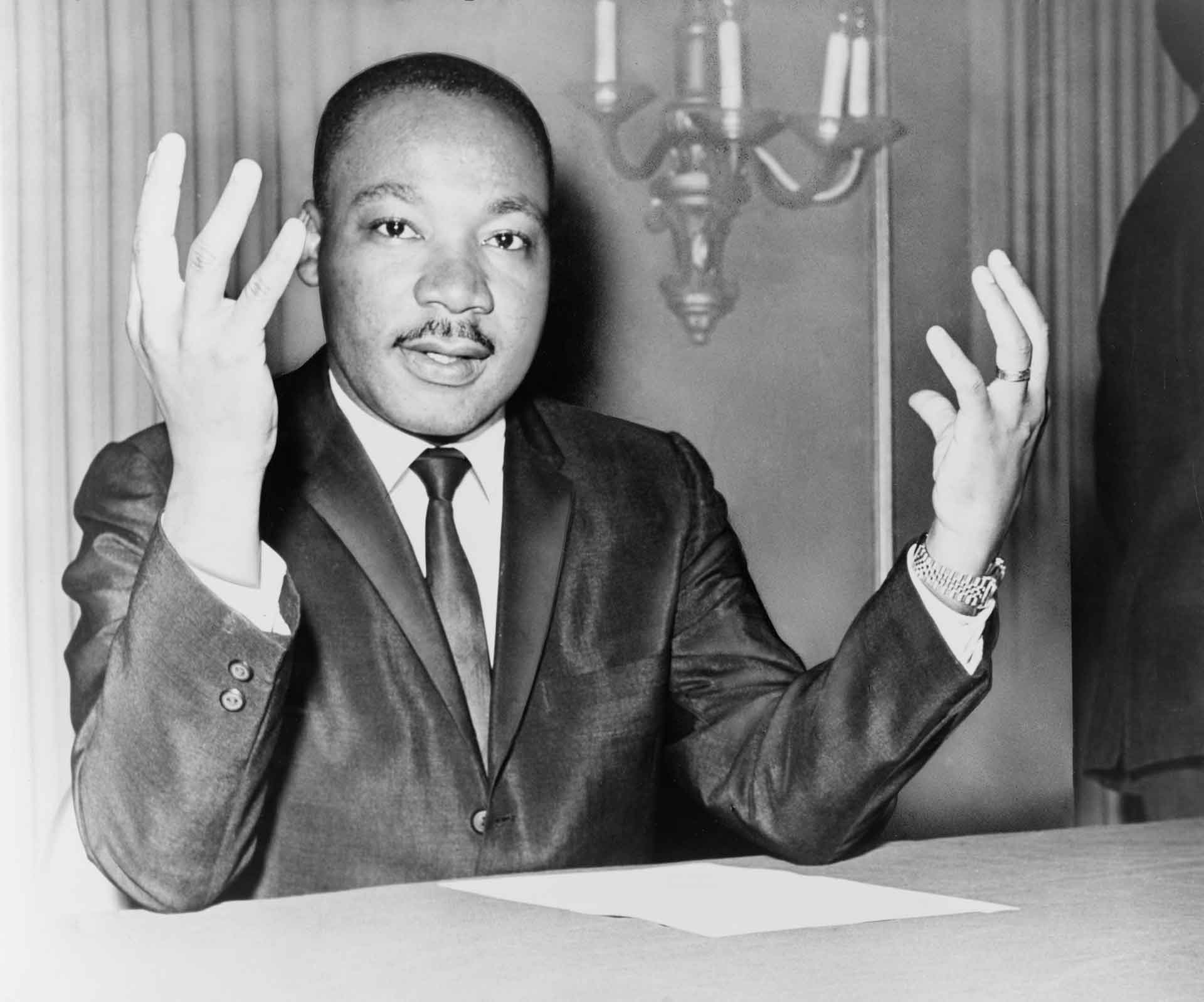 Martin Luther King Jr.'s Vision Still Applies to Physicians Today