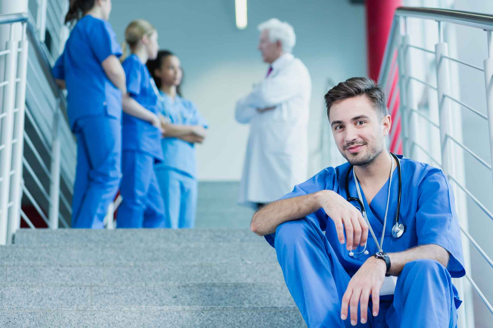 Leadership Skills Prepare Med Students for the World