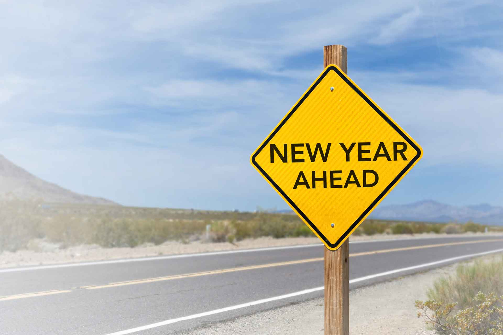 Reasonable and Weird New Year's Resolutions