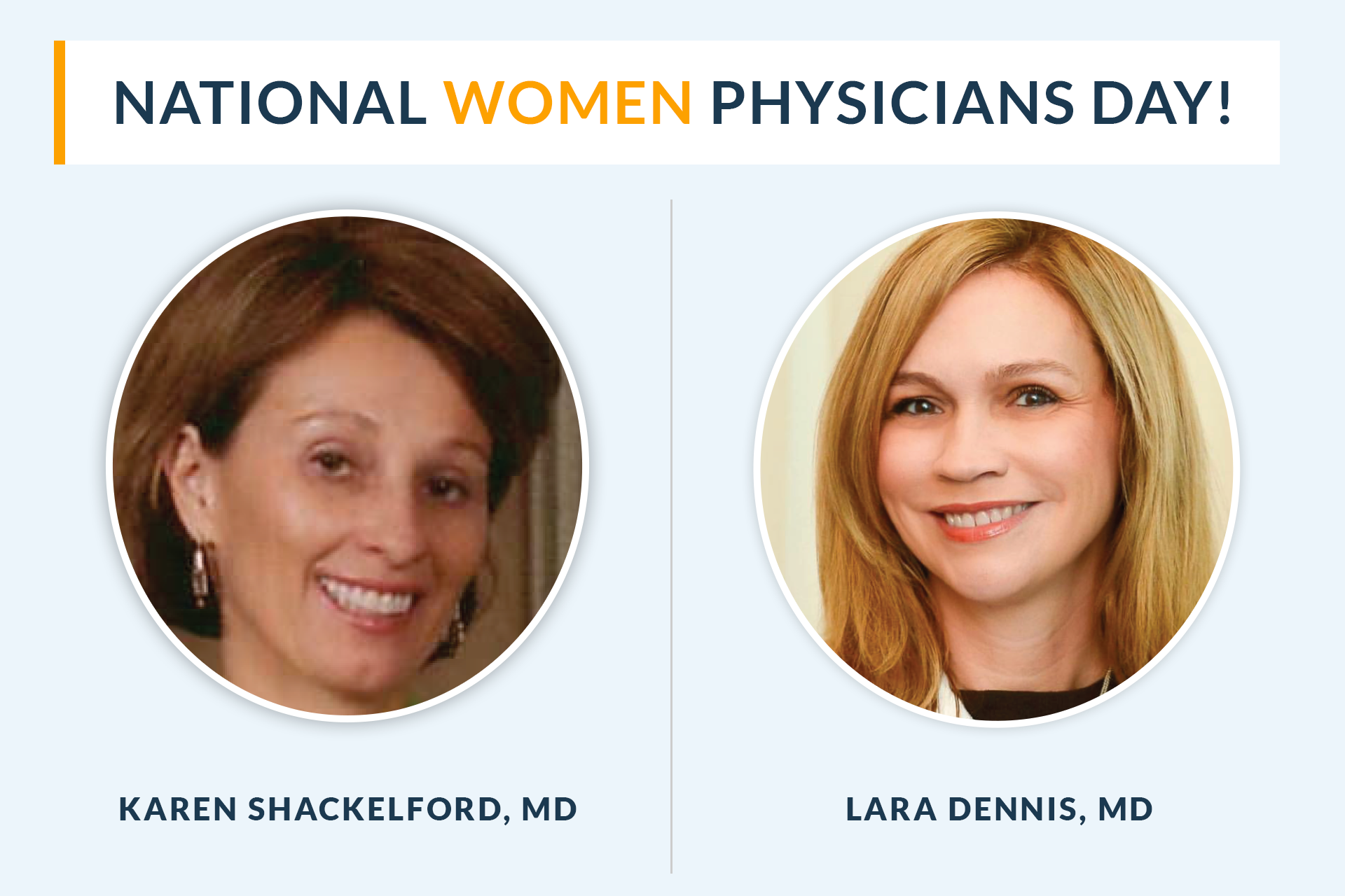 Women Physicians Day Medical Editors