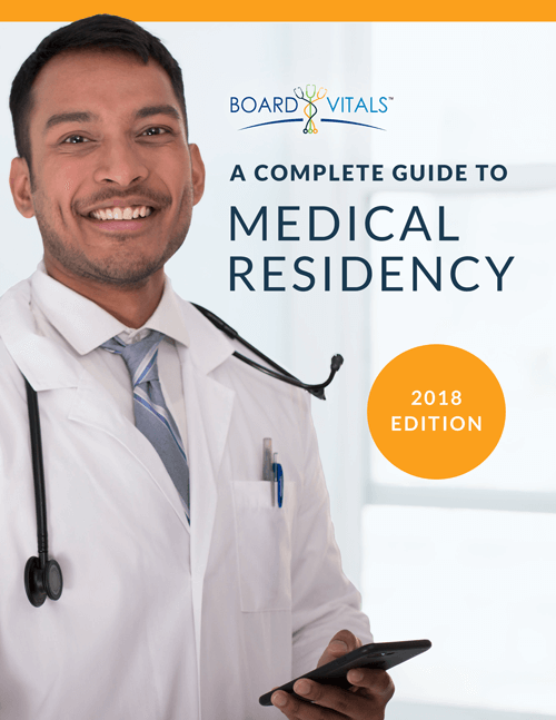 A Complete Guide to Medical Residency eBook cover