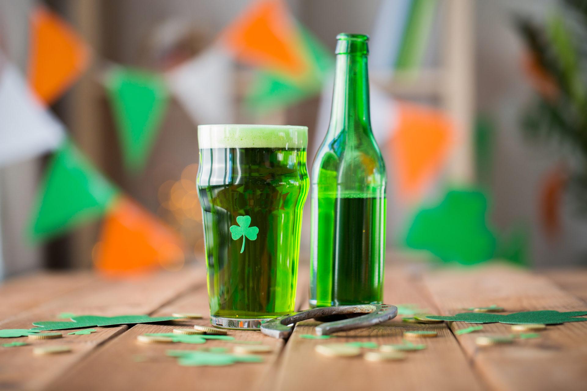 Green Teeth, Green Men & Bar Brawls: St. Patrick's Day Hazards