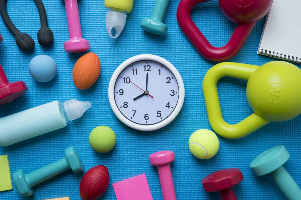 Physician Health Part II: Prioritizing Exercise with a Busy Schedule