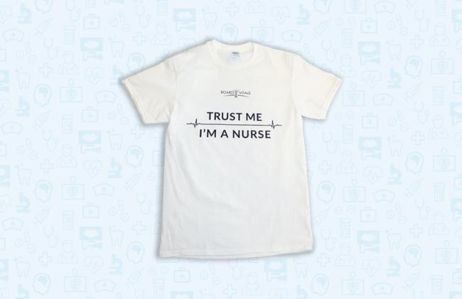 Nurse Virginia Trust Me Im A Nurse Shirt