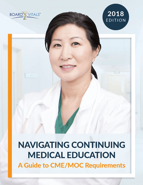 eBook - Navigating Continuing Medical Education - 2018 Edition
