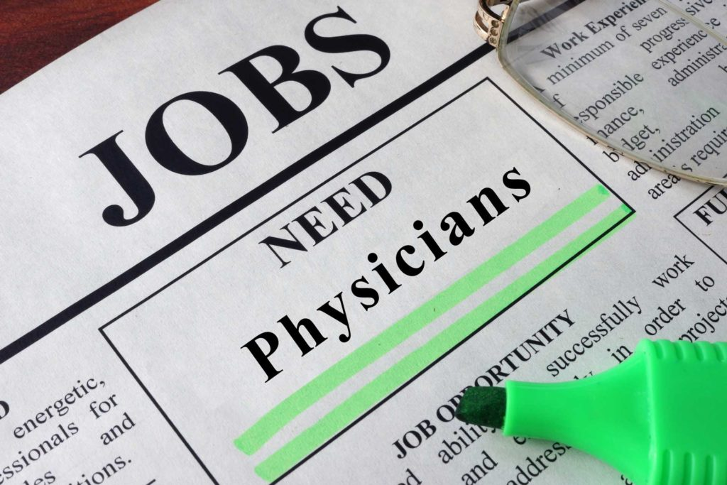 Physician Shortages: Where They Are & The Most Needed Specialties