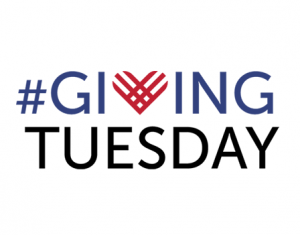 #GivingTuesday Logo Stacked
