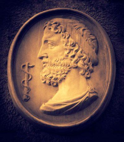 Asclepius, the Greek God of Medicine