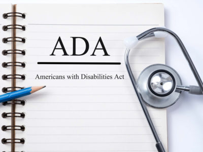 American Disabilities Act ADA mental illness
