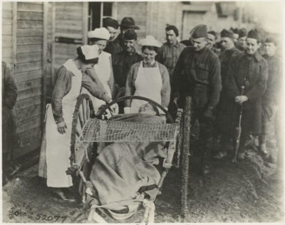 Nurses from approximately 1860-1920