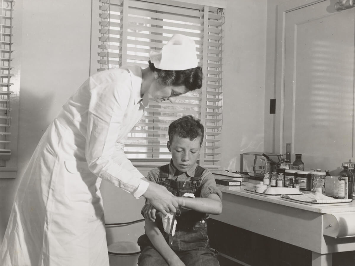 The History of White Nurse Uniforms