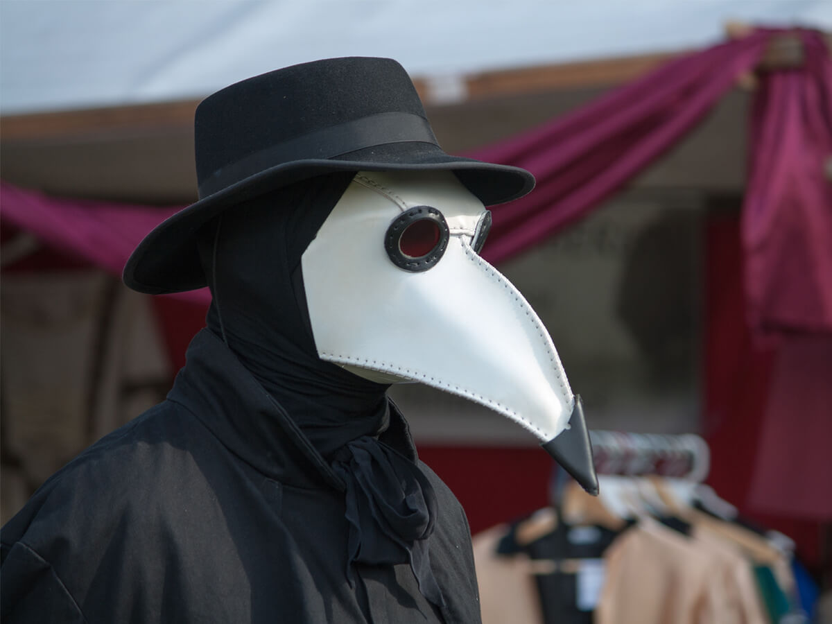 What are Plague Doctor Masks?