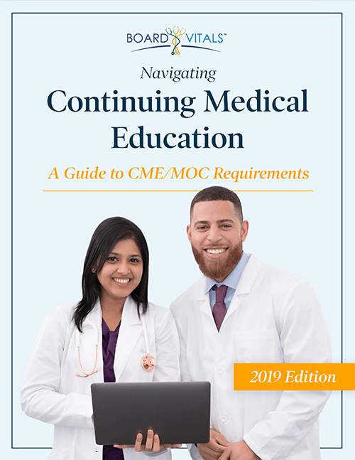 eBook - Navigating Continuing Medical Education - 2019 Edition