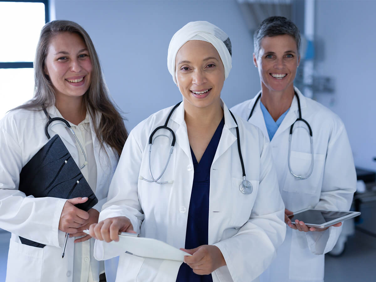 women physicians day