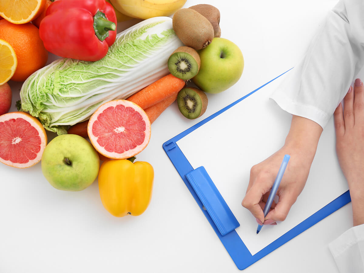 Prescribing Food as Medicine to Treat Patients