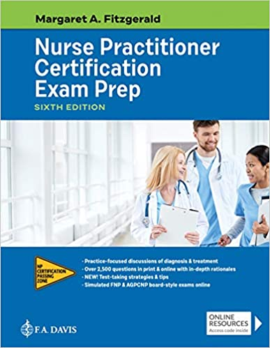 Margaret Fitzgerald Nurse Practitioner Certification Exam Prep