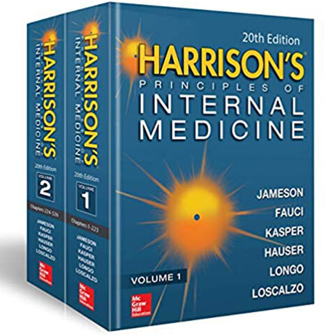 harrison internal medicine
