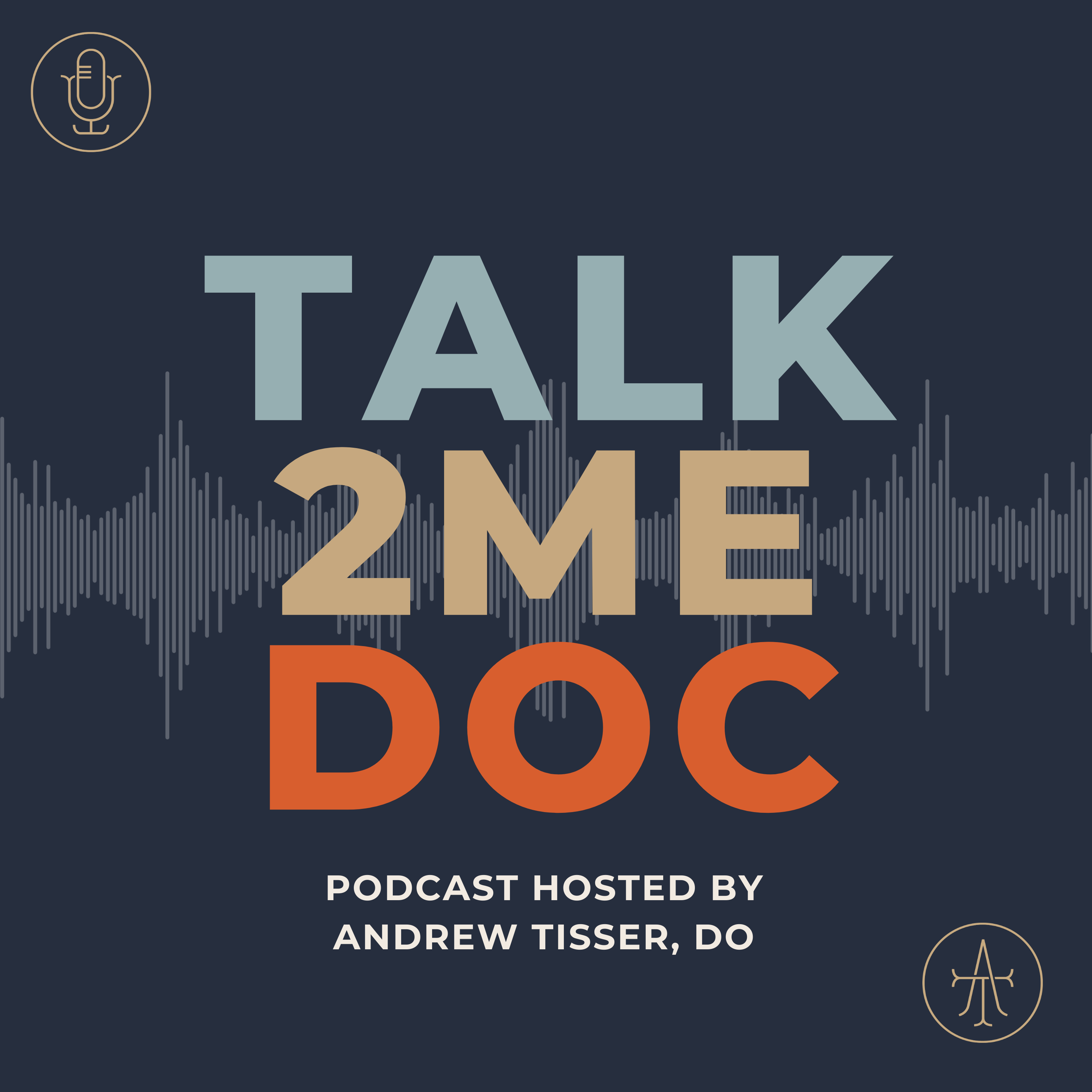 talk2me doc podcast