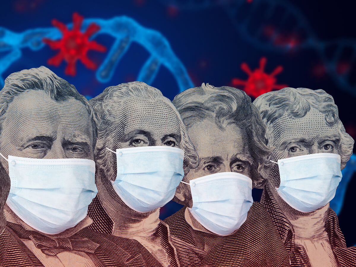 presidents who had infectious diseases